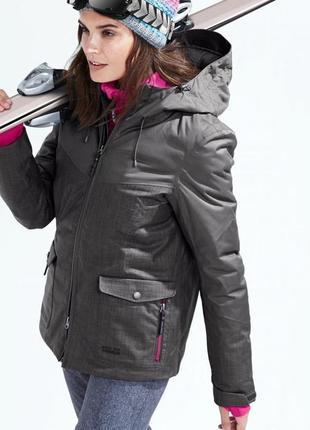 """Зимняя лыжная куртка """"snow tech"""" tchibo германия размеры наши:..."""