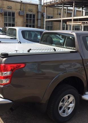 Алюминиевая крышка кузова Mitsubishi L200 2016-2018+