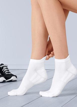 Функциональные носки  с махровой стопой серии актив tchibo (ге...