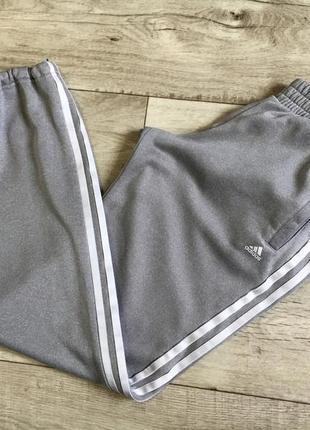 Спортивные штаны джоггеры женские adidas с