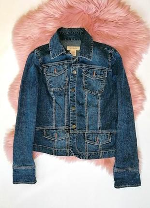 Джинсовая куртка\пиджак calvin klein jeans оригинал (к067)