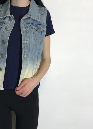 Женская джинсовка jeans