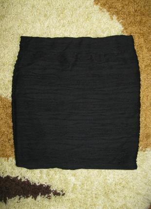 Бандажная юбка плотненькая! 42-46