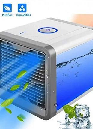Портативный кондиционер,охладитель и увлажнитель воздуха.