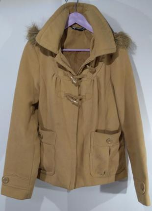 Пальто женское осень - зима размер 42