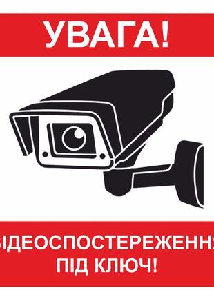 Видеонаблюдение под ключ