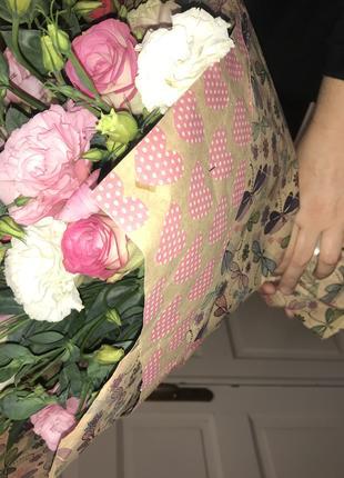 Изготовляю любой букет, корзину, ящик, горшок, коробку цветов)...