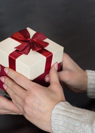 Доставка и составление подарка