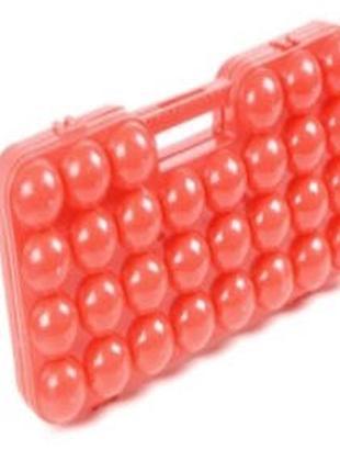 Лоток, контейнер для яиц, пластиковый 30 шт, тара (упаковка)