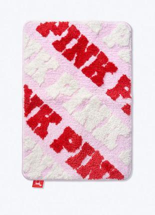 Коврик для ванной victoria's secret pink bath mat, оригинал