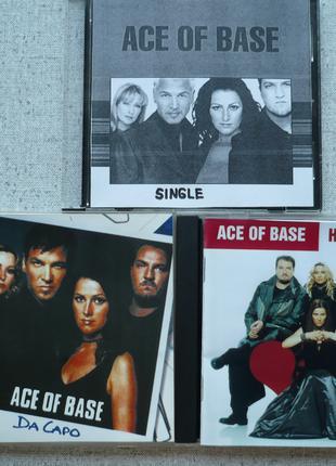 CD Ace of Base - Da Capo/Hidden Gems/Single