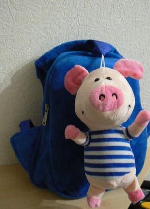 """Детский рюкзак """"Свинка Пепа."""""""