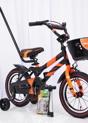 Детский велосипед HAMMER S500 14″ (Оранжевый)