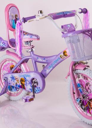 Детский велосипед FROZEN 14″