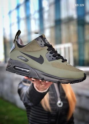 Nike air max 90 ultra mid кроссовки найк кросівки чоловічі