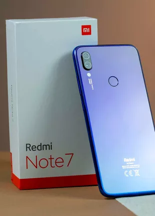 Телефон xiaomi redmi note 7 4/138