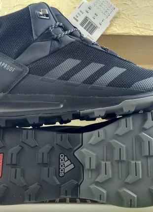 Зимние водонепроницаемые ботинки кроссовки adidas terrex tivid...