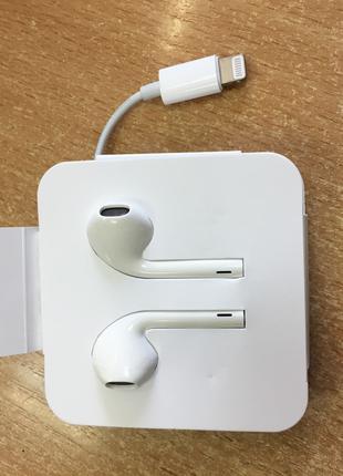 Оригинальные наушники Apple EarPods для iPhone 5/5s/SE/6s/6Plu...