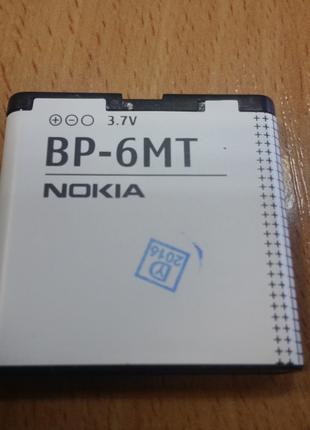 Аккумуляторная батарея для Nokia BP-6MT оригинал