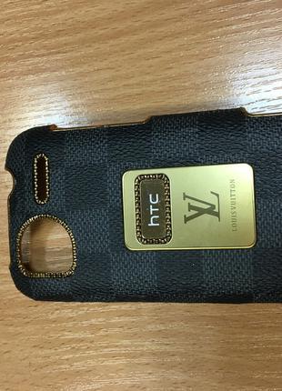 Чехол бампер накладка для HTC Sensation XE (G14/G18) Z710e
