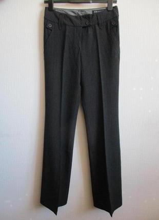 Плотные брюки в полоску chances