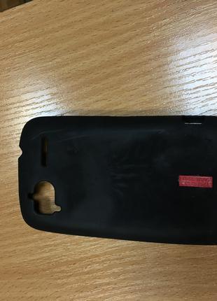 Силиконовый чехол для HTC Sensation XE (G14/G18)