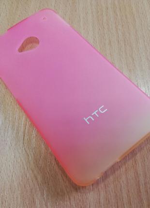 Силиконовый чехол для HTC M7 (HTC One)