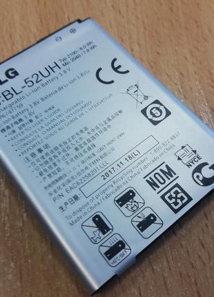 Аккумуляторная батарея BL-52UH для LG 2100mAh