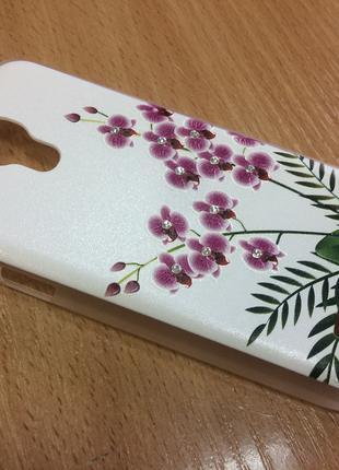Бампер-накладка для Samsung Galaxy S4 mini/i9190