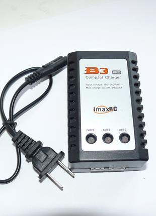 Зарядка IMax B3 со блоком питания. Для зарядки аккумуляторов LiPo