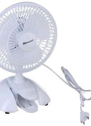 Настольный вентилятор Domotec МS-1623