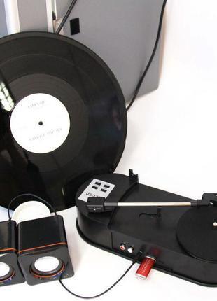 EZCAP 613 виниловых пластинок с функцией оцифровки
