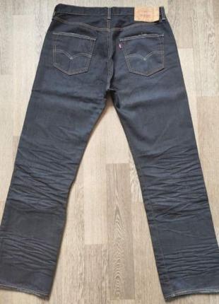 Мужские джинсы Levis 501, размер 36/32
