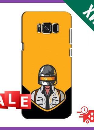 Чехол с принтом для Samsung S8, Galaxy S8, G950 / Чехол с карт...