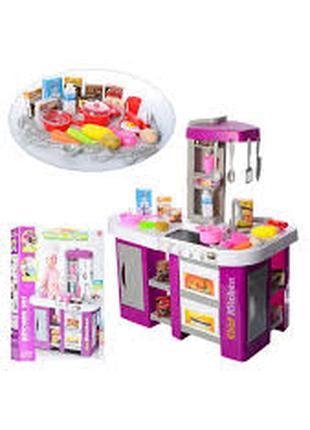 Кухня детская с холодильником и кофемашиной Kitchen Chef 922-47