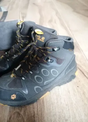 Зимнее ботинки Jack Wolfskin