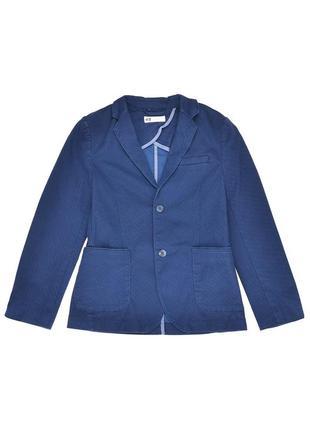 Плотный пиджак h&m 140р, 146р, 152р, 164р