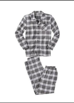 Фланелевая пижама livergy