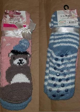 Набор теплых подарочных носков
