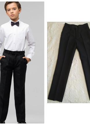 Классические школьные брюки на 13-14 лет (158-164)