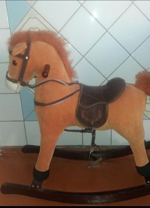 Лошадку-кочалку