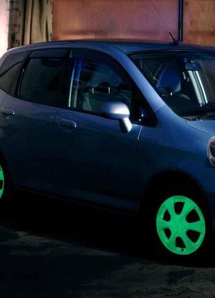 Светящаяся краска для тюнинга авто от производителя