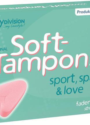 Тампони - Soft-Tampons Normal, 50 шт.