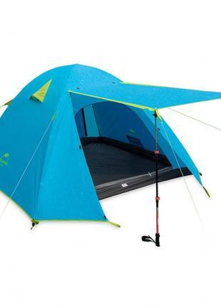 Палатка туристическая Naturehike P-Series 4-х местная