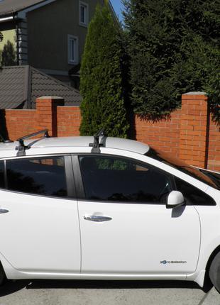 Багажник на крышу Nissan Leaf (сталь)
