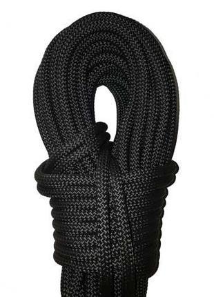 Веревка для альпинизма Petzl AXIS 11mm 200m black