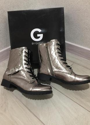Ботинки ботильоны сапоги женские guess