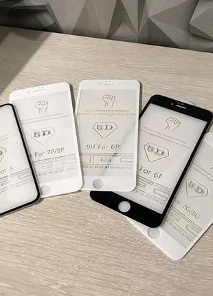 Защитные стекла iPhone