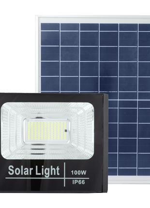 ALLTOP солнечный светодиодный прожектор 100 Вт (0837B100-01)