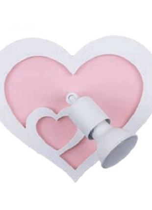 Детский светильник Nowodvorski Heart 9062